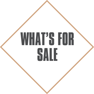 What's for Sale