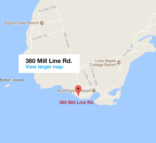 360 Mill Line Rd Map for website