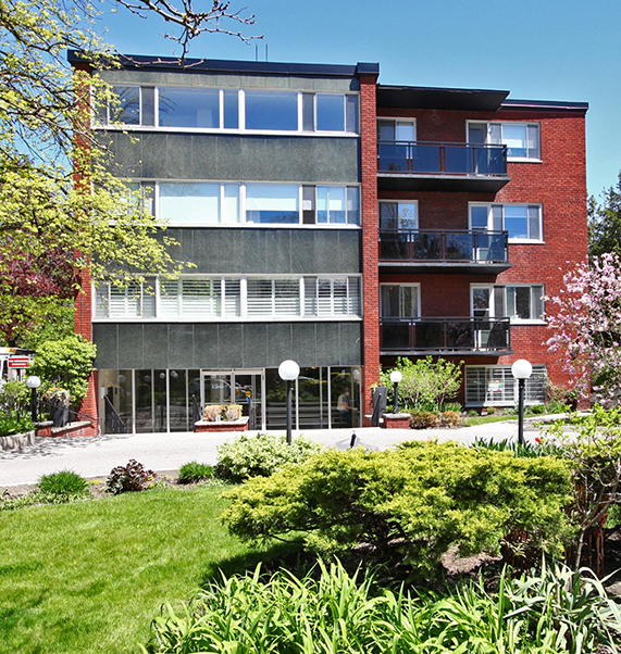 Currently for Sale 158 Crescent Rd 305