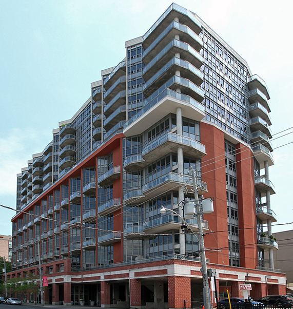 Currently for Sale 255 Richmond St. E. - 1004